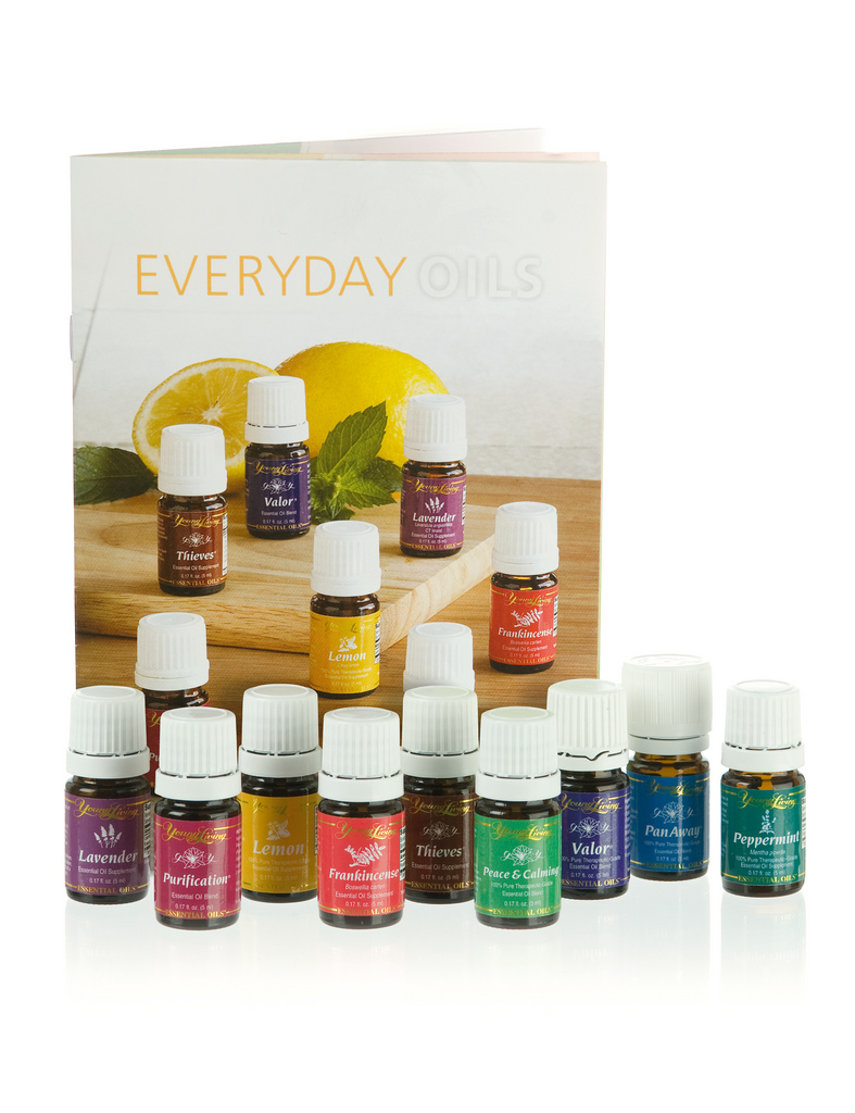 Start Living with Everyday Oils:  Your First Step to Essential Wellness